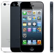 NEW Apple iPhone 5 16GB 32GB Black White FACTORY UNLOCKED