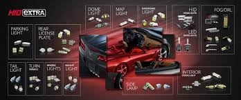 Automotive Bulb Guide for Cars HIDeXtra