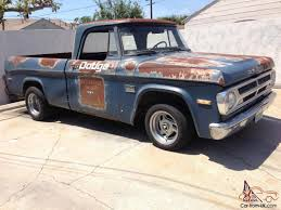 1971 DODGE SHORT BED. U.S AIRFORCE VIHICLE .COOL PATINA PICK UP TRUCK
