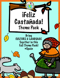 Spanish Countries That Celebrate Halloween by Mundo De Pepita La Castañada A Fall Celebration For Elementary