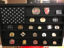 Coin Display American Flag Coins Flags