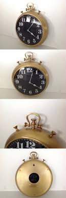Pottery Barn Kitchen Wall Clocks - 12.000+ Wall Clocks Pottery Barn Large Wall Clocks Ashleys Nest Potterybarn Inspired Clock Black Railway Regulator Ebth Union Station Au Rustic Pendant 16 Best Giant Images On Pinterest Wall Clock Just Photocopy 4 Diff Faces And Put Them Under A Glass Plate Oversized John Robinson House Decor Mount Digital Timer