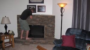 Gas Lamp Mantles Home Depot by Decorating Amusing Design Of Fireplace Surround Kits For Pretty