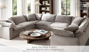 Lovesac Sofa Knock Off by Restoration Hardware Homepage Not Usually A Fan Of Sectionals But