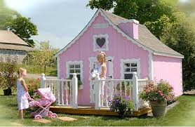 Photo Of Big Playhouse For Ideas by 15 Amazing Outdoor Playhouse Ideas Rilane