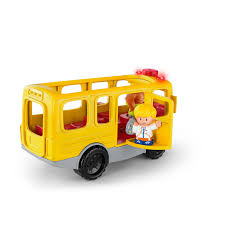 100 Fisher Price Fire Truck Ride On Little People Sit With Me School Bus Shop Little People Toddler Toys