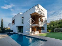 100 Cheap Modern Homes For Sale Luxury Modern House For Sale In Sant Cugat Barcelona