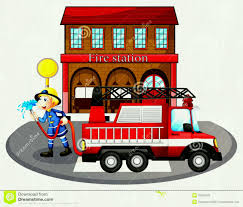100 Fire Truck Clipart 24 Fire Drill Free Clip Art Stock Illustrations