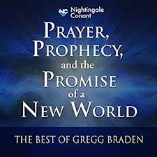 Prayer Prophecy And The Promise Of A New World Audiobook Cover Art
