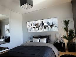 chambre grise et blanc chambre a coucher grise et blanche