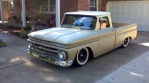 1964 C10 Chevy Pickup Bagged - YouTube