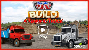 Game For Boys: Terrific Trucks Full Episode