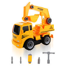 4-in-1 Stem Toys For Boys, 51PCs Construction Toys Trucks, Take ... Best Choice Products Set Of 4 Push And Go Friction Powered Car Toys Remote Control Truck Rc Trucks Bulldozer Charging Rtr Dump Colctible Vintage Cstruction Toy 33 Peices Cluding Amazoncom Dickie 24 Light Sound Crane 12 X Cstruction Toys Trucks Crane Lorries Diggers Children Take Apart Tool Set Kids For Boley 2piece 18 Vehicles Cat Philippines Games Colctibles Figurines Sale Equipment Excavators Loaders Boley 5in1 Big Rig Hauler Carrier Complete Trailer With Tonka Classic Steel Mighty Backhoe Wwwkotulas Gimilife Play 6