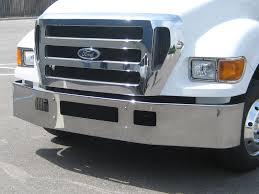 BumperMaker: Ford F650 F650 2004 & Newer Bumper