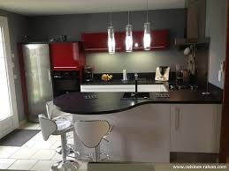 table cuisine moderne design cuisine en u avec table table de cuisine etroite cuisine