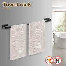 handtuchhalter ohne bohren handtuchstange edelstahl