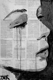 Fragile Melancholic Damsel Depictions