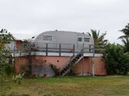In Some Parts Of The Country You Cant Bring A Home Unless Its Put Up On Stilts No Exceptions Allowed For Old Mobile Homes