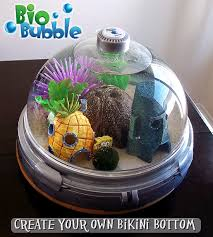 Spongebob Fish Tank Accessories by Bio Bubble Pets Aquarium With Spongebob Theme Pets And Animals