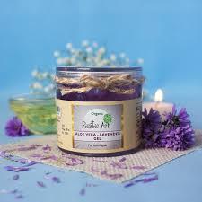 Buy Organic Aloe Vera Lavender Gel Online
