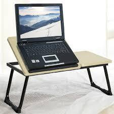 table ordinateur portable canapé aingoo pliable pliant d ordinateur portable canapé lit bureau