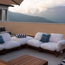 yachtline decker gartentisch esstisch 210 cm villa