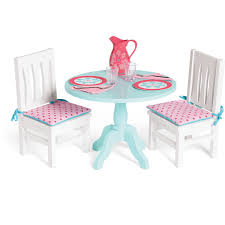 Table & Chairs Set For Dolls | Wishlist For Emiline | Table ... Table And Chair Set Fits 18 Dolls Diy Ding Chairs For American Girl Mentari Wooden Dollys Tea Party Setting Inclusive Of 2 By Mamagenius House Eames Kspring Thingiverse Pin On Lundby Dollhouse Room Miaimmiaturesbring Dolls Houses Back D1v15 Gazechimp 5pcs Simulation Miniature Fniture Toys Dollhouse Sets Baby For Kids Play Toy Kitchen Decor Hot New Butterfly Dressing Makeup Bedroom Disney Princess Royal Tea Party Playset Palace X 3 Sweet Vintage Wrought Iron Bistro With Extras