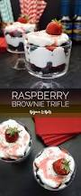 Pumpkin Mousse Brownie Trifle by Berry Brownie Trifle And Grasshopper Juleps Kentucky Derby