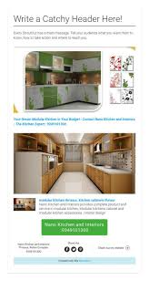 Write A Catchy Header Here PhBudgeting Your Dream Modular Kitchen In Design