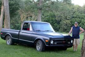 1968 Chevy C10 - Tom P. - LMC Truck Life