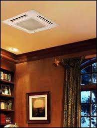 Ceiling Cassette For Mr Slim Mini Split by 42pst1u6 Ceiling Suspended Mini Split Air Conditioner With