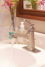 Moen Caldwell Faucet Instructions by How To Install A Faucet One Simple Change To Update Your