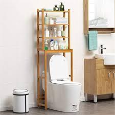 all nordeuropa badschränke bambus über die toilette