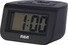 Amazon.com: RCA Digital Alarm Clock With 1