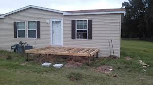 Wood Sheds Ocala Fl by Concrete Slabs U0026 Wood Decks Aluma Tec Remodeling Ocala Florida