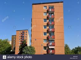 100 Gothenburg Apartment Scandinavia Sweden View Of Apartment Stock Photo
