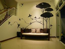 Wall Painting Designs Are Inexpensive Options To Creatively Decorate Your Room Creative Gallery Paintings