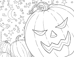 Pumpkin Patch Coloring Pages by Free Pumpkin Patch Halloween Coloring Page Karyn Lewis Illustration