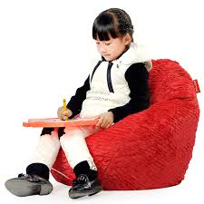 Lazy Bean Bag Chair For Kids Beanbag Children Sofas Corner Sofa Removable