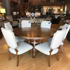 This Dining Set Was A Hot Item At The Most Recent Furniture Market In High Point
