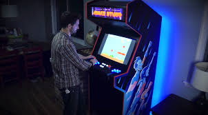 Galaga Arcade Cabinet Kit by How To Build An Arcade Cabinet For Gaming And Storage