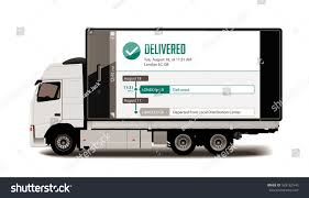 Truck Tracking System Packages Delivery Concept Stock Vector ... Amazon Effect Sparks Deals For Softwaretracking Firms Wsj Trailer Tracking Application Orbcomm Am Trucking Bi Double You What Does Delivery Status Not Updated Mean With Usps Tracking Am Express Run The Best 5 Benefits Of Gps Vehicle Systems Your Fleet Refrigerated Temperature Monitoring Reefer Package Delivery Wikipedia Infrakit Truck Android Apps On Google Play Proguide How Home Improvement Companies Use Trans Fleet Helps Company Prevent Theft