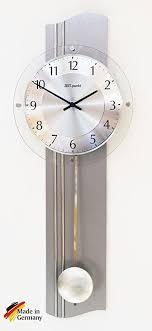 scouts uhren funkwanduhr funkuhr wanduhr pendeluhr tim aluminium geschliffen diamantgedrehtes ziffernblatt uhr wanduhr küche wohnzimmer