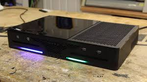 Modder Builds Xbox One PS4 Superconsole Hybrid