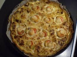 cuisiner les coquilles st jacques surgel馥s recette tarte aux poireaux et noix de st jacques 750g