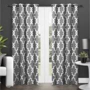 Walmart Grommet Blackout Curtains by Energy Efficient U0026 Blackout Curtains Walmart Com