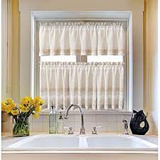 Kmart Yellow Kitchen Curtains by Tier Curtains Cafe Curtains Kmart