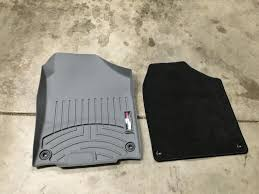 Weather Guard Floor Mats Amazon by Elite Grey Weathertech Digital Fit Flood Mats Installed Honda