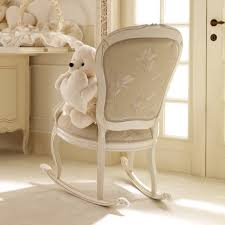 rocking chair chambre bébé design d intérieur rocking chair chambre bébé blanc crème ours