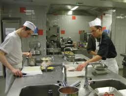 bac pro cuisine institut de formation et d apprentissage de la cci d ille et